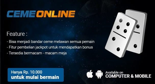 Gambling Tips And Strategy In Playing Ceme Online